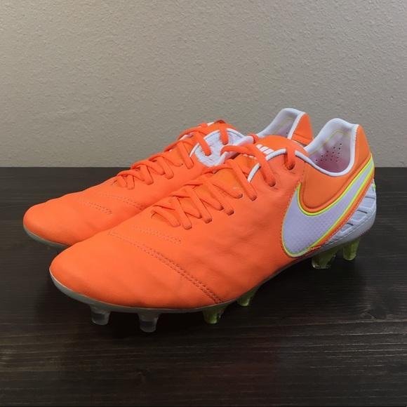 Poner a prueba o probar Hacer bien Canadá  Nike Shoes | Nike Tiempo Legend Vi Fg Acc Soccer Cleats | Poshmark